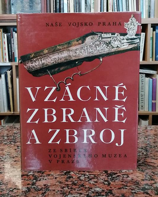 Vzácné zbraně a zbroj ze sbírek Vojenského muzea v Praze