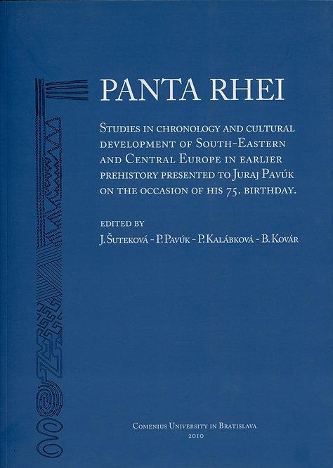 Panta rhei: Studies in chronology and cultural development of South-Eastern