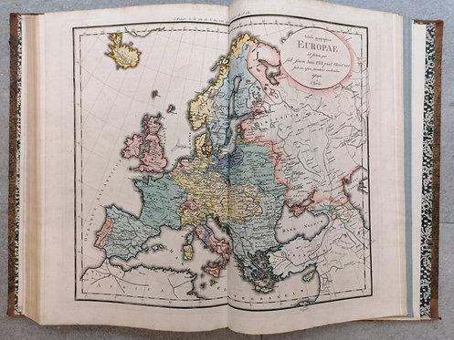 Atlas zur Übersicht der Geschichte aller Europäischen Länder und Staaten