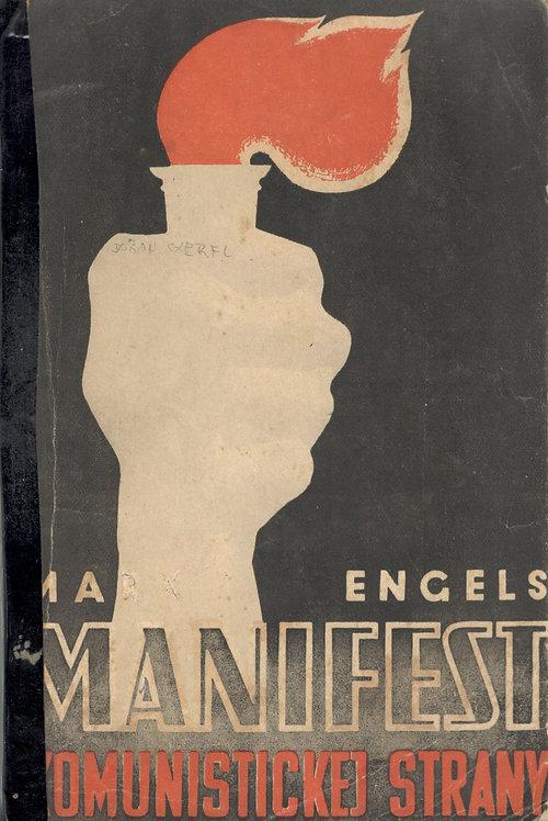 Marx Karol - Engels Fridrich, Manifest komunistickej strany