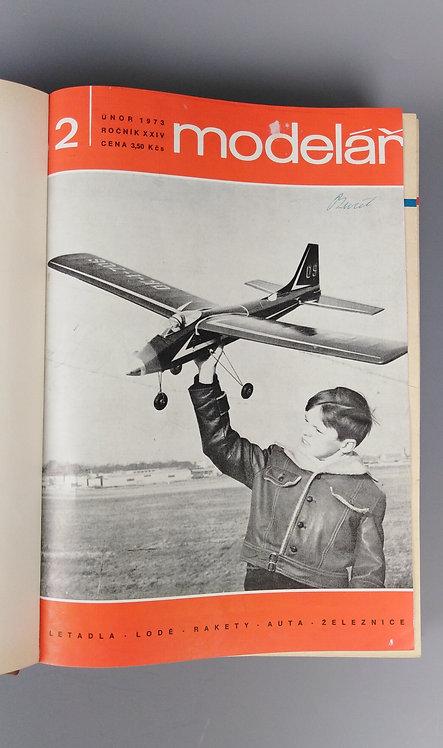 Modelář 1973 - 74