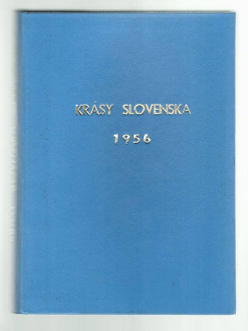 Krásy Slovenska 1956