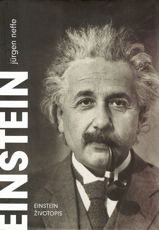 Neffe Jürgen, Einstein. Životopis