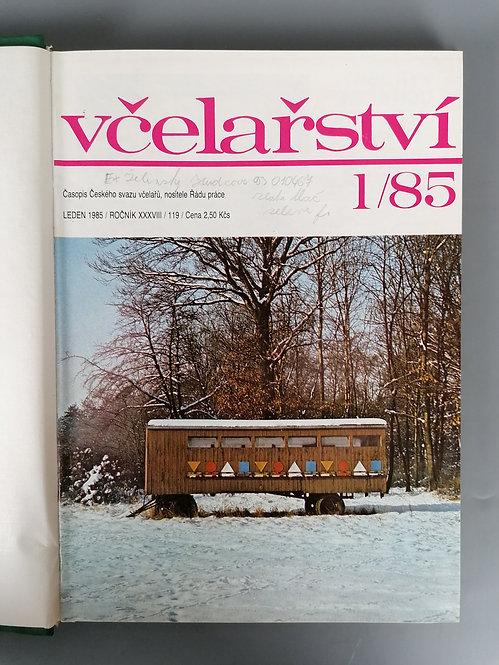 Včelařství, ročník XXXVIII, 1985