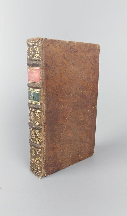 Halle Johann Samuel, Magie, oder, die Zauberkräfte der Natur