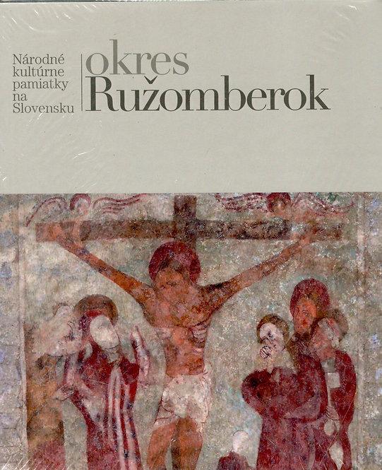 Okres Ružomberok. Národné kultúrne pamiatky na Slovensku