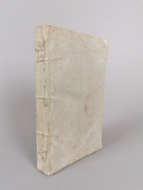Neue Sammlung auserlesener Kanzelreden über die Vornehmsten Gegenstände in der