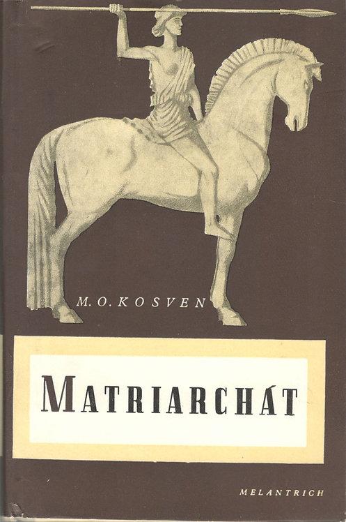 Kosven Mark Osipovič, Matriarchát, Dějiny problému