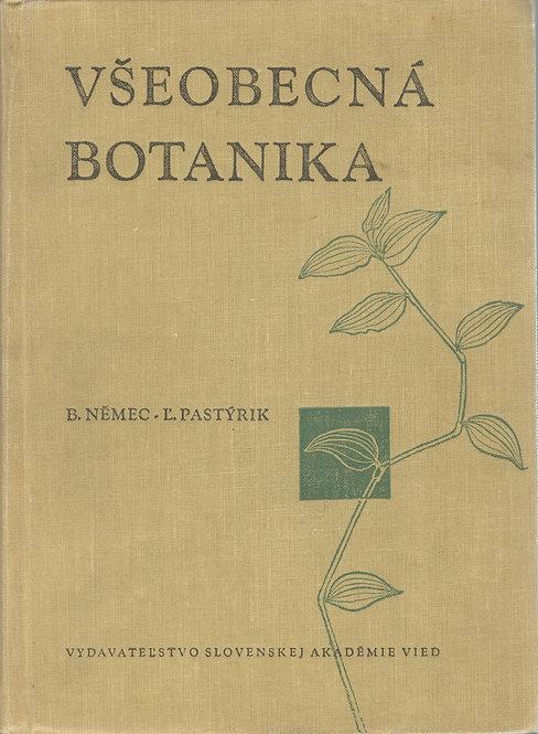 Němec B. - Pastýrik Ľ., Všeobecná botanika