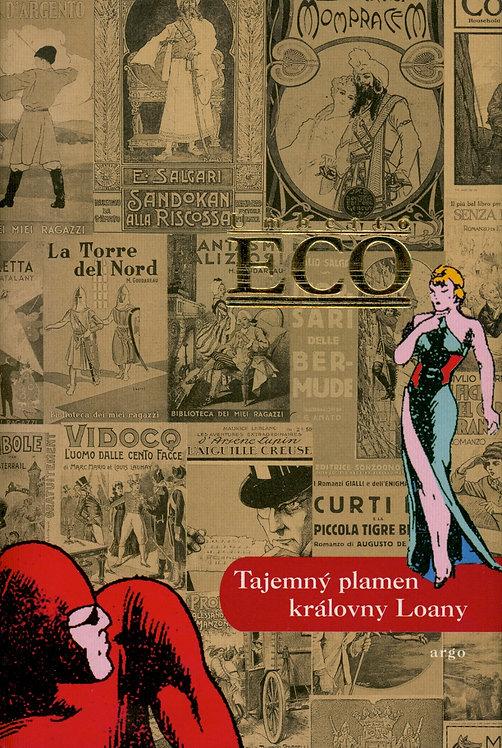 Eco Umberto, Tajemný plamen královny Loany