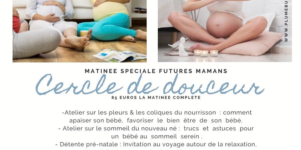 Cercle de douceur : matinée dédiée aux futures mamans !