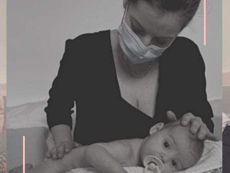 Les bienfaits du massage bébé et pourquoi je ne masse pas VOTRE bébé ...