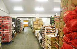 Planet Produce Cold Store Evesham