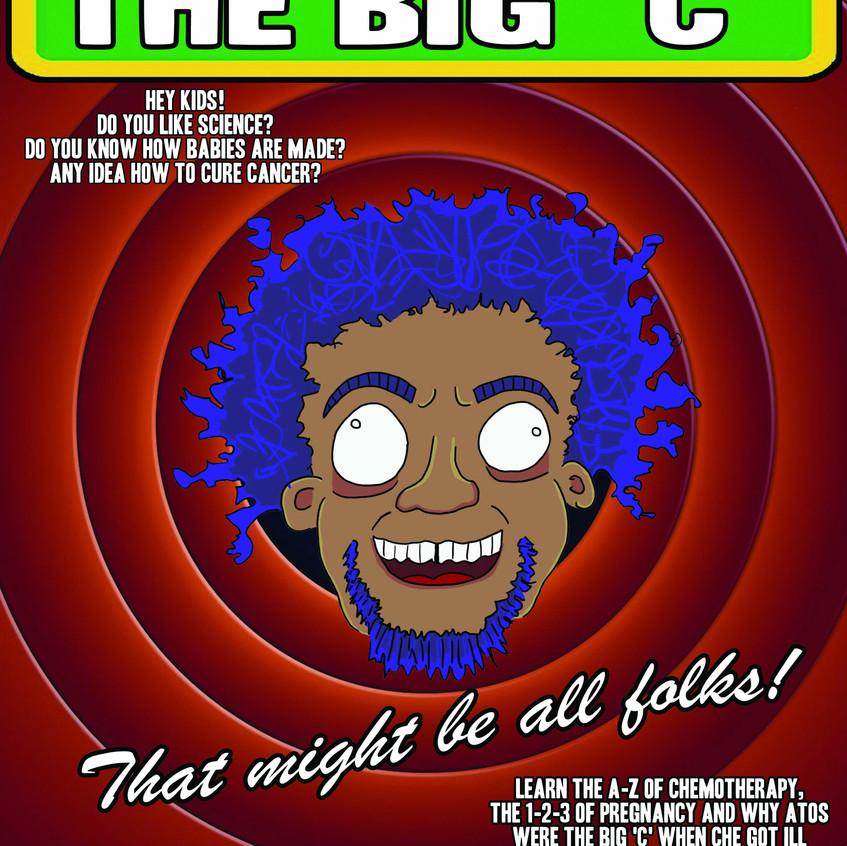 2017 the big c A3 poster