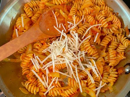 Garlic Tomato Rotini