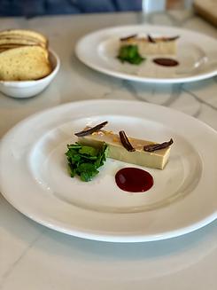 Foie Gras with Beet Gastrique.heic