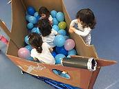 Creche/Pré-Escolar de Nogueira: Dia Mundial da Criança