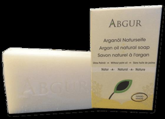 Abgur Hand-made Organic Argan Oil Natural Soap
