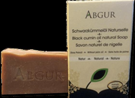 Abgur Hand-made Organic Black Cumin Oil Natural Soap