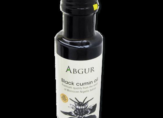 Abgur Organic Premium Black Cumin Oil of Moroccan Nigella Sativa