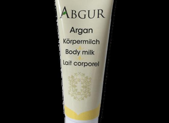 Abgur Organic Body Milk