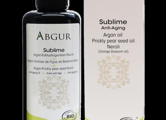 Abgur Organic Sublime Anti-Aging Oil