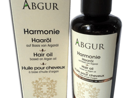 "Abgur Organic ""Harmonie"" Hair Oil based on Argan Oil"