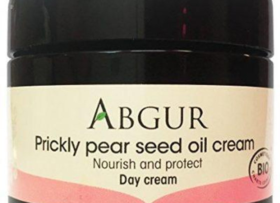Abgur Organic Prickly Pear Seed Day Cream