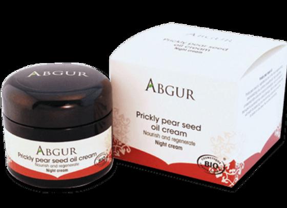 Abgur Organic Prickly Pear Seed Night Cream