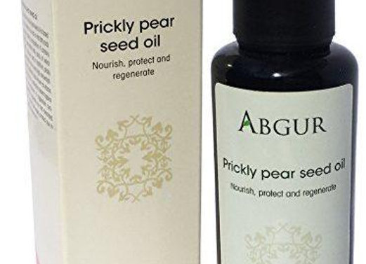 Abgur Organic Prickly Pear Seed Oil - 20 ml