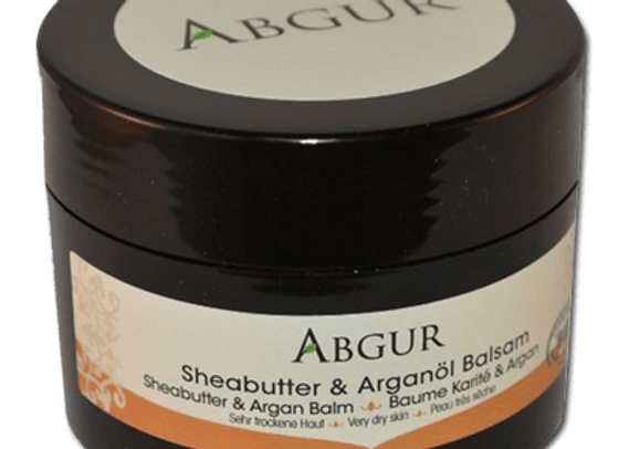 Abgur Organic Balm for Very Dry Skin
