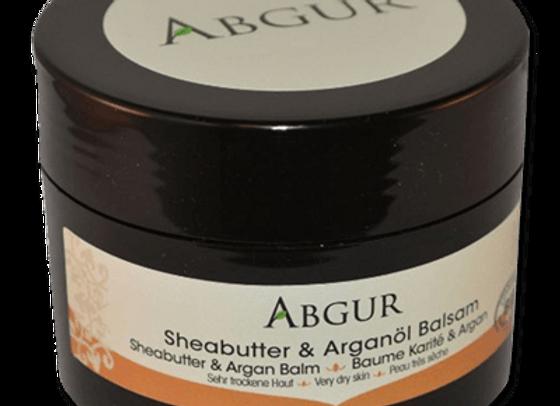 Abgur Organic Balm for Very Dry Skin