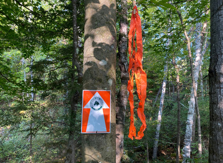 Trail Closings 9/24 and 10/3