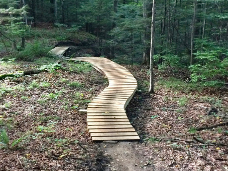 Trail Day Moved to 5/18