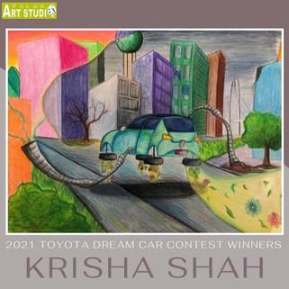 Krisha Shah- Toyota