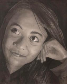 Falak Shah-Silver Key Scholastic Art Con