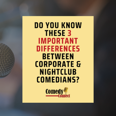 There's More to Corporate Comedy Than Wearing a Suit!