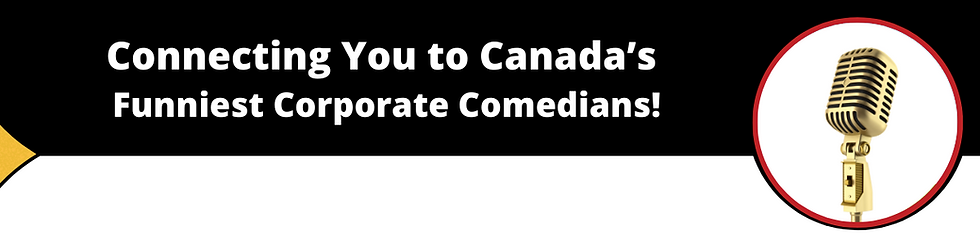 Comedy Connect - Connecting You to Canad