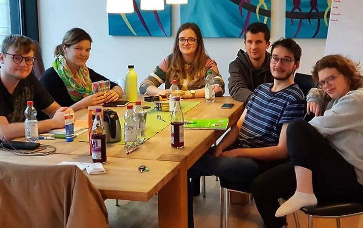 Lambda Jugendverband Partnerprojekt LGBT