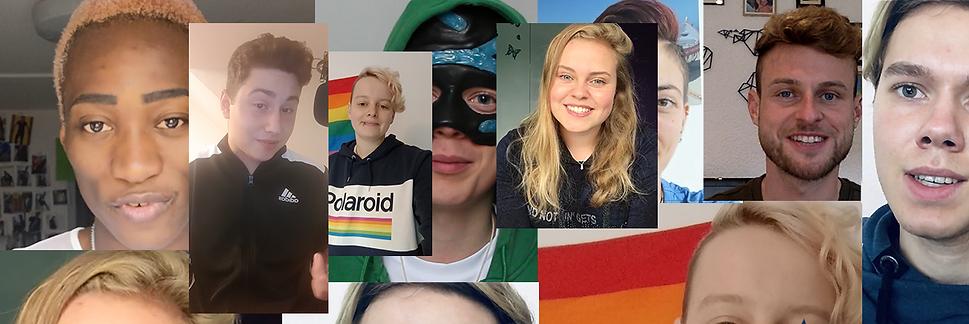 LGBTQ youth community