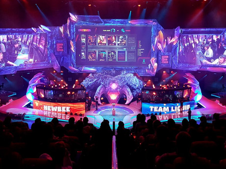 Big bucks and analytical precision in eSports