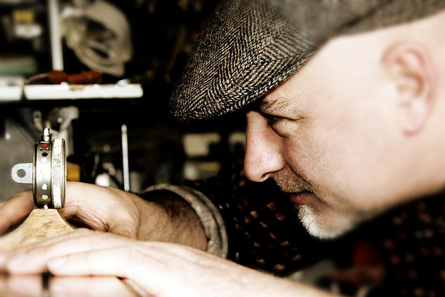 Rodmaker, making a fishing rod, making bespoke fly rod, how to make a fishing rod