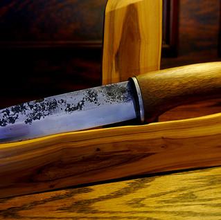 Bespoke Hunting Knife