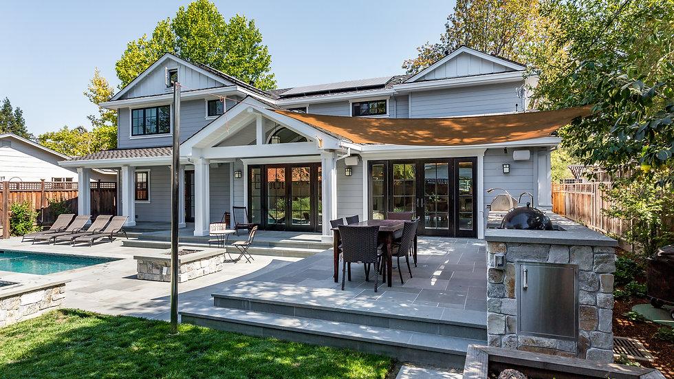 Custom Home Build, Menlo Park, Californi