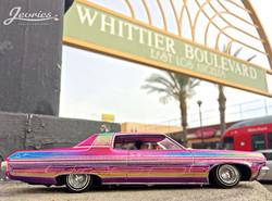 Boogie Nights Whittier arch LA