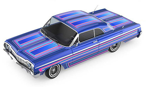 1964 SS Impala RC Lowrider Jevries Edition