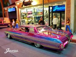 Boogie Nights Jevries mini store
