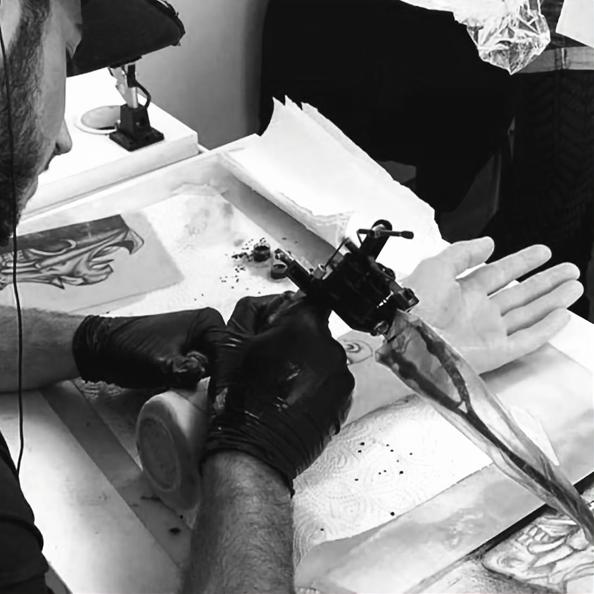 Tattoo Techniken