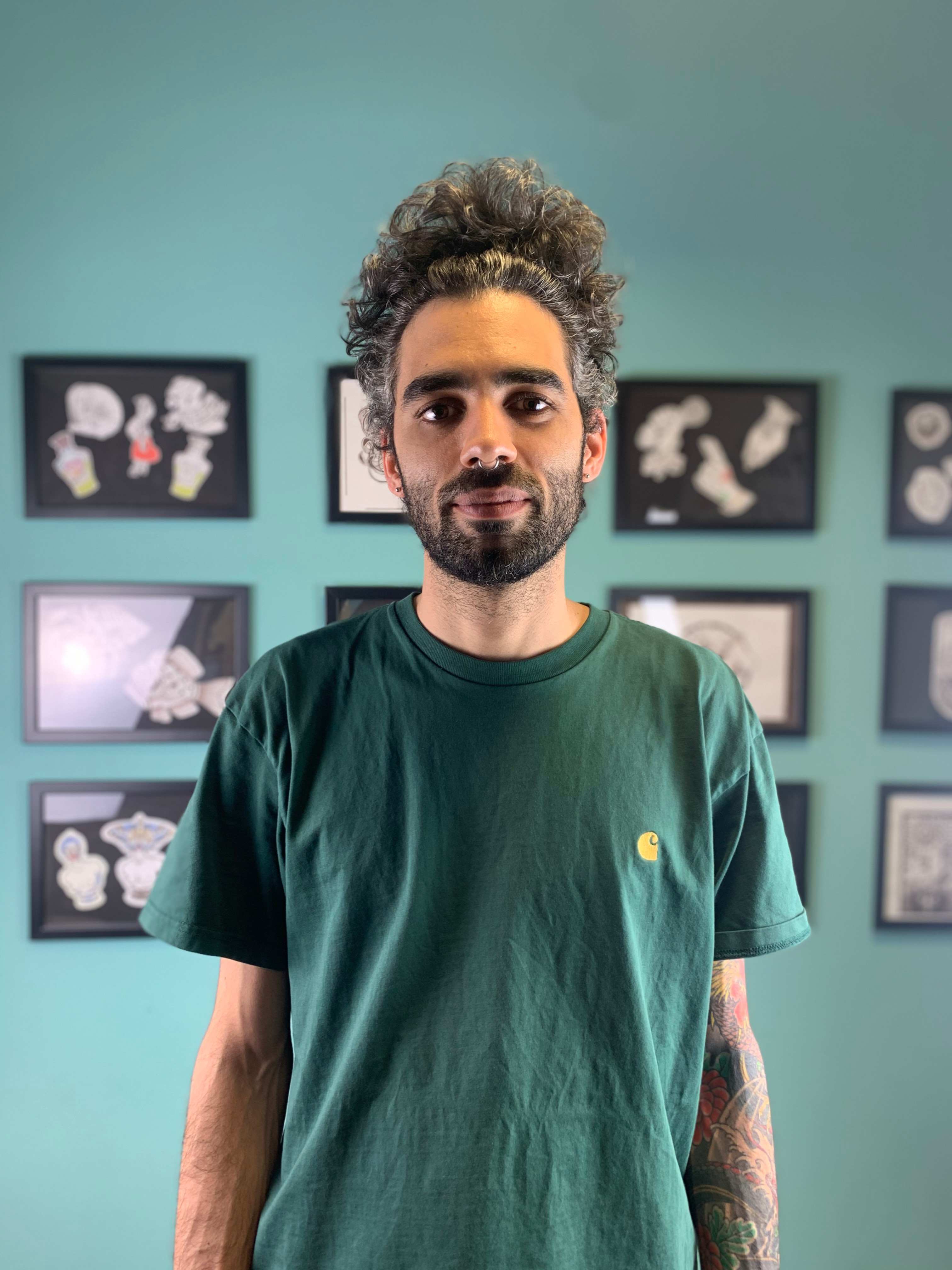 Tattoo Session by Morus Nigra