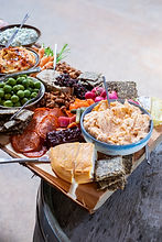 Morsel Grazing Table